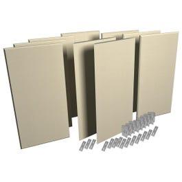 Auralex ProPanel ProKit-1 Acoustical Room Treatment System, Sandstone