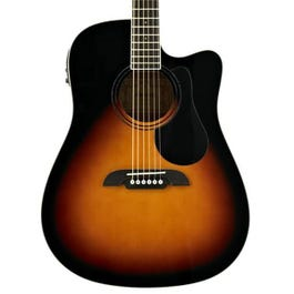 Image for RD26CESB Regent 26 Series Dreadnought Acoustic-Electric Guitar from SamAsh