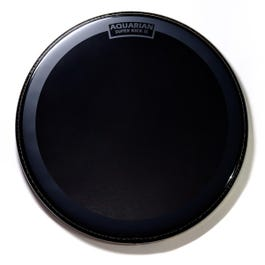 Image for Reflector Superkick II Bass Drum Head from SamAsh