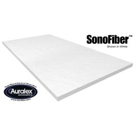 Auralex SonoFiber Fabric Covered Absorption Panels, White, 24