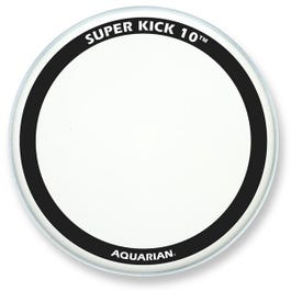 Image for Super Kick10 Bass Drumhead, Coated from SamAsh