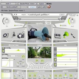 Image for Speakerphone Speaker Modeling Plug In from SamAsh
