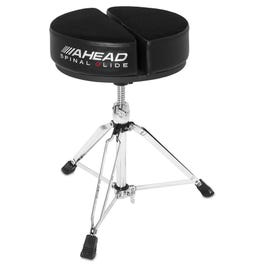 Image for SPG-ARTB Round Black Spinal-G Drum Throne from SamAsh