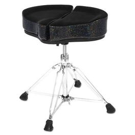 Image for SPG-BS Sparkle Spinal-G Saddle Drum Throne from SamAsh