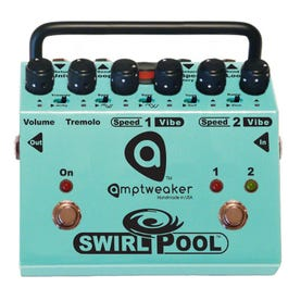 Image for SwirlPool Tremolo/Vibe Effect Pedal from SamAsh
