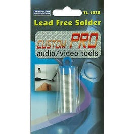 American Recorder Lead Free Electronic Solder