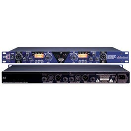 Image for TPS II Tube Preamp System Microphone Preamp from SamAsh