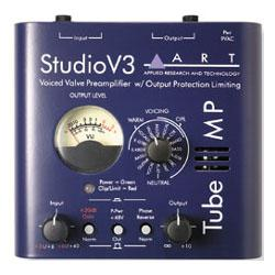 Image for Tube MP Studio V3 Microphone Preamp with Limiter from SamAsh