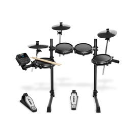 Image for Turbo Mesh Kit 7-Piece Electronic Drum Set from SamAsh