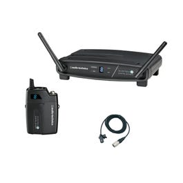 Audio Technica System 10 ATW-1101/L Digital Lavalier Wireless System