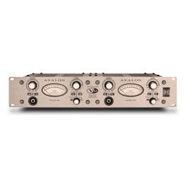 Image for V55 Dual Mono Mic/Line Preamp from SamAsh