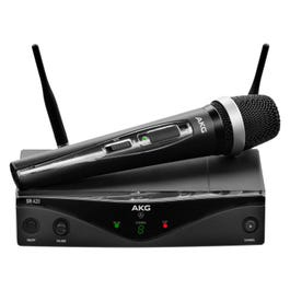Image for WMS420 Wireless Microphone System (Band A) from SamAsh