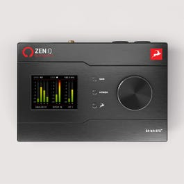 Image for Zen Q Synergy Core Thunderbolt 3 Audio Interface from Sam Ash