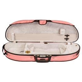 Image for 1047 Puffy Half-Moon Violin Case from SamAsh