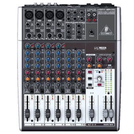 Image for XENYX 1204USB 12 Channel USB Mixer from SamAsh