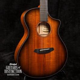 Image for Oregon Concert Bourbon CE Acoustic-Electric Guitar from SamAsh