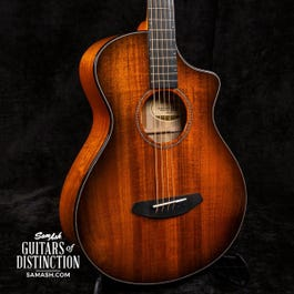 Image for Oregon Concertina Bourbon CE Acoustic-Electric Guitar from SamAsh