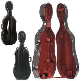 Image for 2000 Fiberglass Cello Case (Assorted Colors) from SamAsh