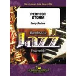 CL BarnHouse Co. The Perfect Storm-Jazz Ensemble