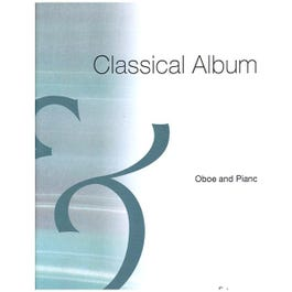 Image for Classical Album For Oboe from SamAsh