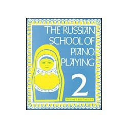 Image for The Russian School of Piano Playing (Book 2) from SamAsh