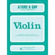 Hal Leonard A Tune a Day – Violin  Book 2
