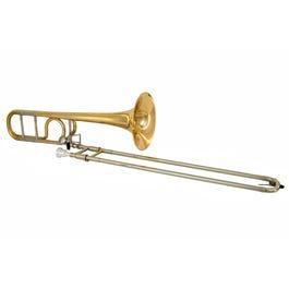 B.A.C. San Francisco Artist Series Trombone with F Trigger