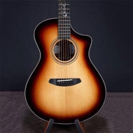 Image for Jeff Bridges Amazon Concert Sunburst CE Acoustic-Electric Guitar from SamAsh