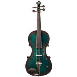 Image for BAR-AEV Vibrato Series Acoustic Electric Violin Outfit with Case and Bow from SamAsh