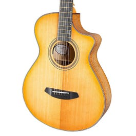 Image for Artista Concertina Natural Shadow CE Acoustic-Electric Guitar from SamAsh
