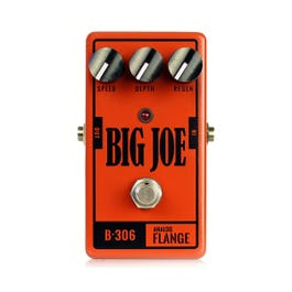 Image for B-306 Flanger Guitar Effect Pedal from Sam Ash