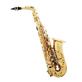 Image for 400 Series Professional Alto Saxophone in (Lacquer) from SamAsh