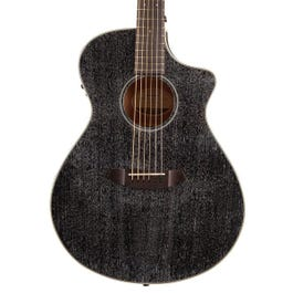 Image for Discovery Concert Satin Night Sky CE Acoustic-Electric Guitar from SamAsh