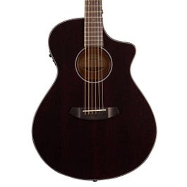 Image for Concert Black Widow CE Acoustic-Electric Guitar from SamAsh