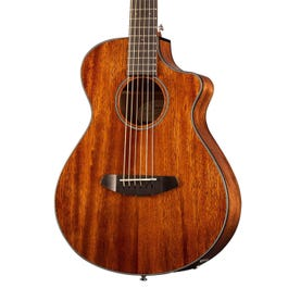 Image for Discovery Companion CE Mahogany - Mahogany Acoustic-Electric Guitar from SamAsh