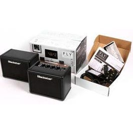 Image for FLY Stereo Pack 3-Watt Mini Guitar Amp with Extension Cabinet from SamAsh