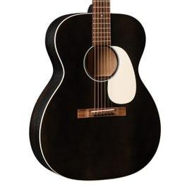 Image for 000-17 Black Smoke Acoustic Guitar from SamAsh