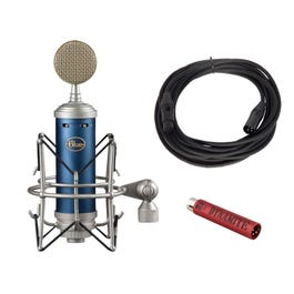 Image for Bluebird SL Large Diaphragm Mic w/ Preamp and Cable from SamAsh