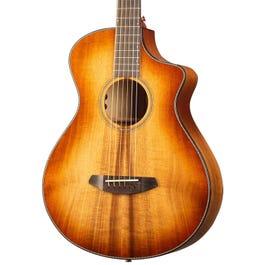 Image for Oregon Concertina Cinnamon Burst CE Acoustic-Electric Guitar from SamAsh
