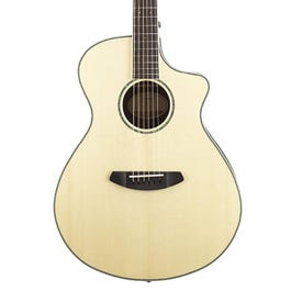 Image for 2018 Pursuit Exotic Concert CE Acoustic-Electric Guitar (Ebony) from SamAsh