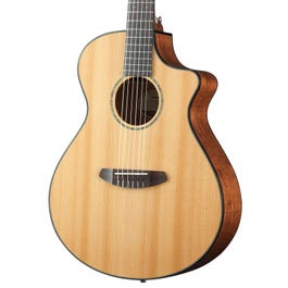 Image for Pursuit Concert Nylon CE Nylon-String Acoustic-Electric Guitar from SamAsh