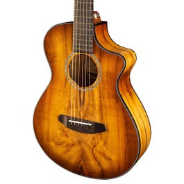 Image for Pursuit Exotic Companion Prarie Burst CE Acoustic-Electric Guitar from SamAsh