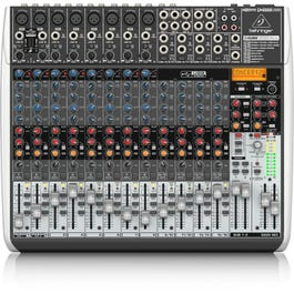 Image for XENYX QX2222USB Premium 22-Channel 2/2-Bus USB Mixer from SamAsh