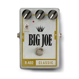 Image for R-402 Classic Overdrive Guitar Effect Pedal from Sam Ash