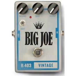 Big Joe R-403 Vintage Overdrive Guitar Effect Pedal