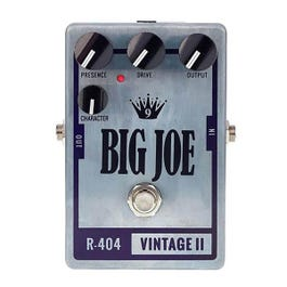 Image for R-404 Vintage II Overdrive Guitar Effect Pedal from Sam Ash