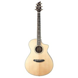 Image for 2018 Stage Exotic Concert CE Ziricote Acoustic-Electric Guitar from SamAsh