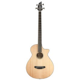Image for 2018 Solo Jumbo Acoustic-Electric Bass CE Guitar from SamAsh