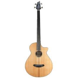 Image for Solo Jumboe Fretless Acoustic Bass from SamAsh
