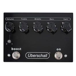 Bogner Uberschall Distortion/Boost Guitar Effects Pedal